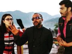 Arjun Kapoor Wraps <i>Sandeep Aur Pinky Faraar</i> With A Pic With Parineeti Chopra And The Director