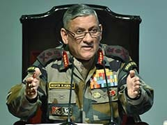 """Can't Be Out Of The Bandwagon,"" Says Army Chief On Talks With Taliban"