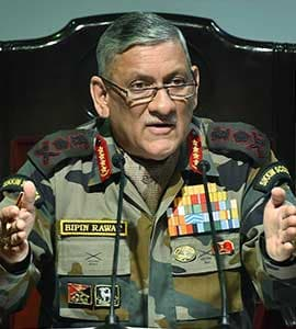 Don't See Serious Trouble, But Forces Are Prepared: Army Chief On Doklam