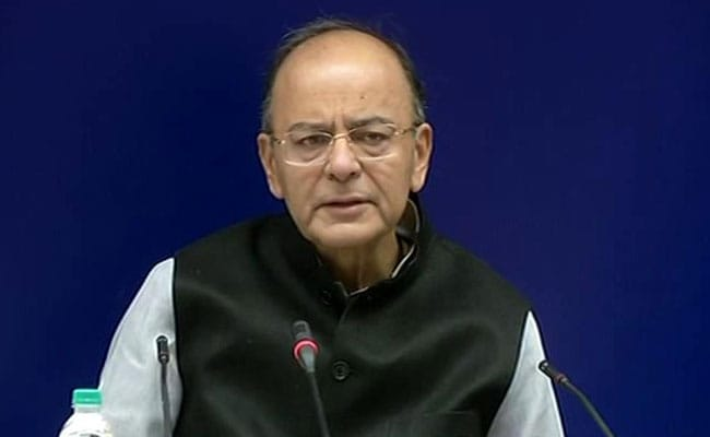 Sensex, Nifty Crash Not Because Of LTCG Tax In Budget, Says Arun Jaitley