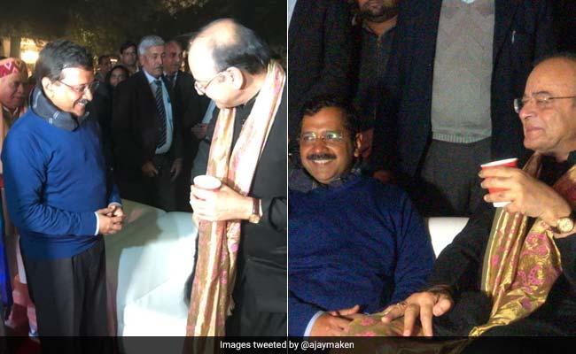 अरविंद केजरीवाल और अरुण जेटली की मुलाकात पर अजय माकन का तंज- बदले-बदले से मेरे सरकार नज़र आते हैं..वाह केजरीवाल जी वाह