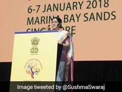 Indian Diaspora Platform For Stronger Ties With ASEAN: Sushma Swaraj