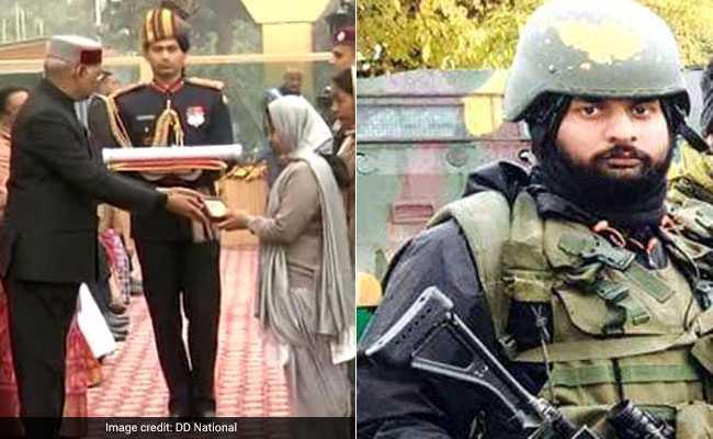 R-day: Air Force Commando JP Nirala bestowed with Ashoka Chakra