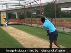 India Vs South Africa, 2nd Test: Ravichandran Ashwin Tries His Hand At Seam Bowling In The Nets