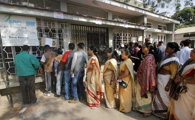 India excludes 4 million people from draft citizens list in Assam state