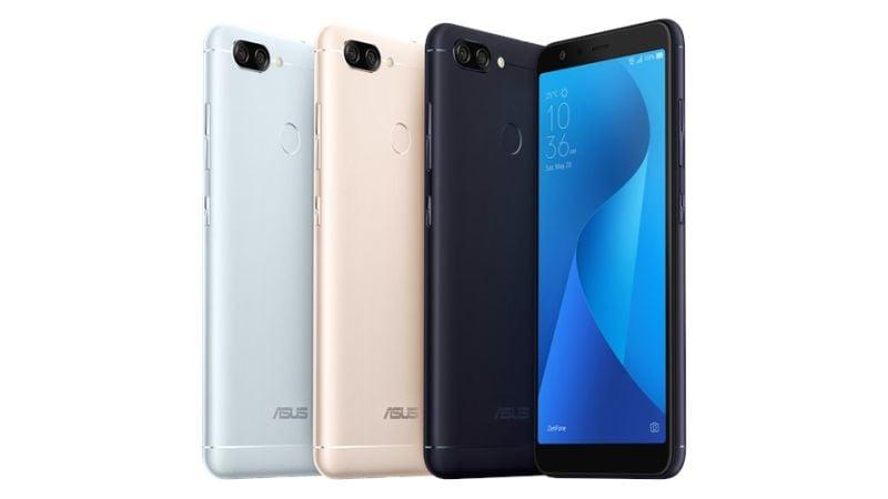 Asus Zenfone Max Plus (M1) की कीमत का खुलासा, इसमें हैं दो रियर कैमरे