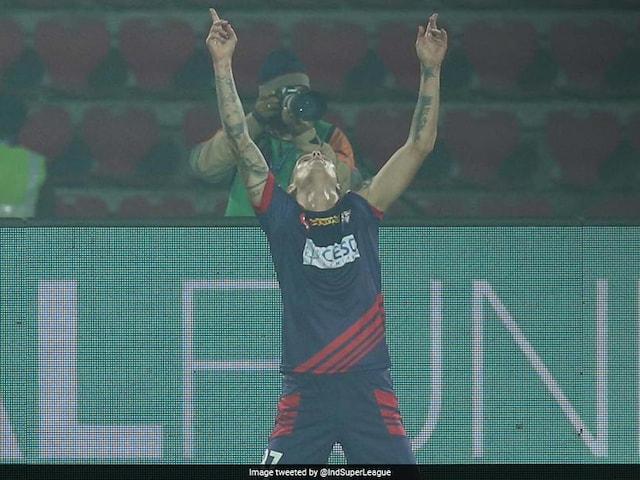 Indian Super League: Zequinha Stars As ATK Defeat NorthEast United FC