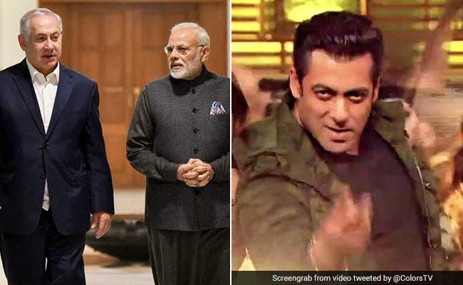 PM नरेंद्र मोदी और इजरायली पीएम नेतन्याहू आज करेंगे द्विपक्षीय वार्ता, शिल्पा शिंदे बनीं Bigg Boss 11 की विजेता, पढ़ें अब तक की 5 बड़ी खबरें