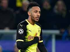 Arsenal Offer 50m Euros For Aubameyang: Report