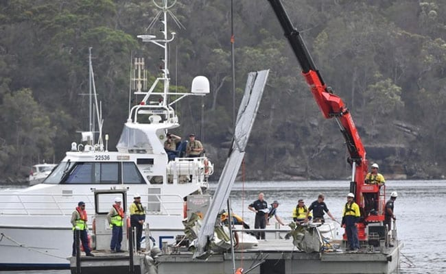 Crashed Australia Seaplane Recovered As Deadly History Revealed