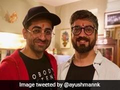 <i>Badhaai Ho</i>, Ayushmann Khurrana Begins His New Film. See Director's Post