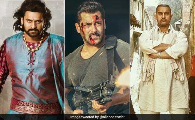 Tiger Zinda Hai ने मारी बाजी, 'बाहुबली-द कन्क्लूजन' और 'दंगल' को दिया धोबी पछाड़