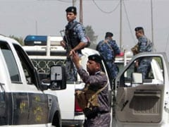 At Least 8 Dead In Baghdad Suicide Bombing: Official
