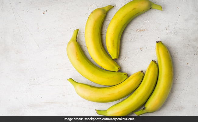 bananas are rich in potassium
