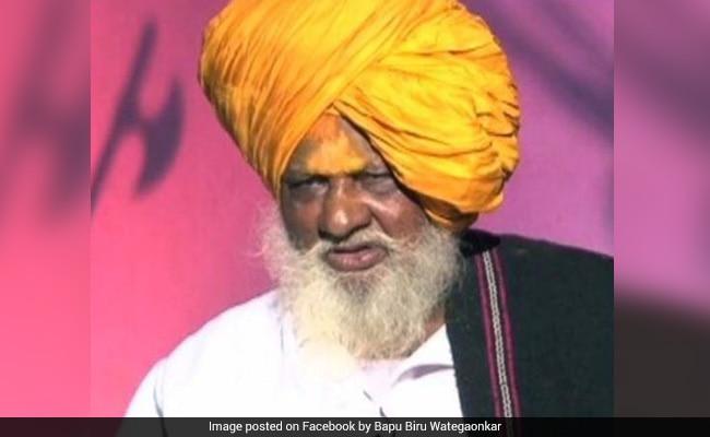 Sangli's 'Robin Hood' Bapu Biru Vategaonkar Dies At 96
