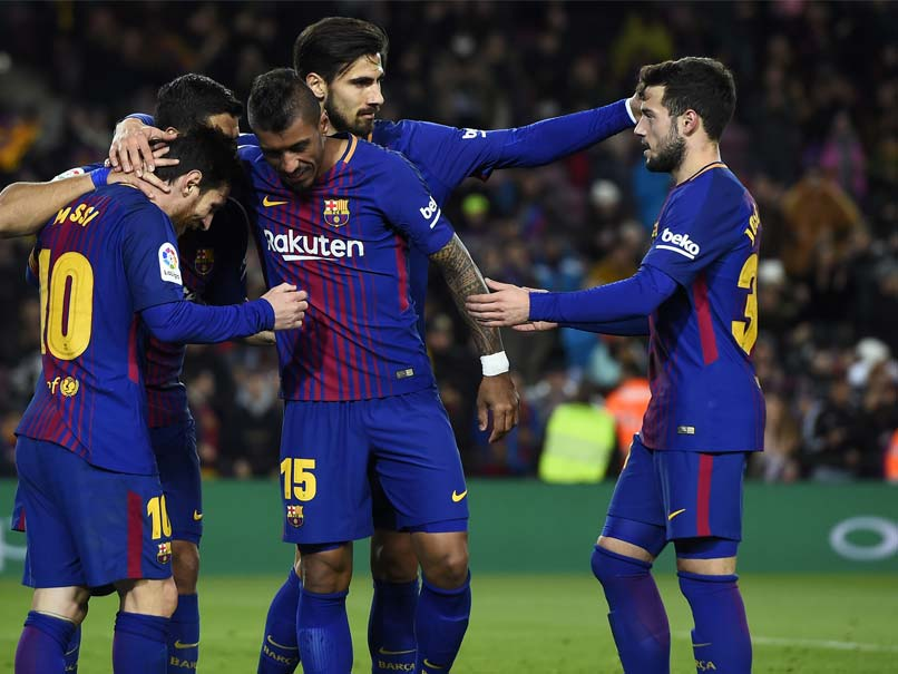 La Liga: Barcelona Win as Philippe Coutinho Waits, Real Madrid Held