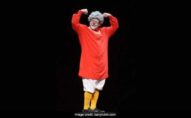 US Clown Pressured Teen Acrobat Into Posing For Porn Pictures: Report