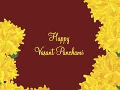 Basant Panchami 2018: Wishes, SMS, WhatsApp Messages, Quotes, Facebook Greetings You Can Share