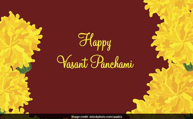Prez, PM wish people on Basant Panchami