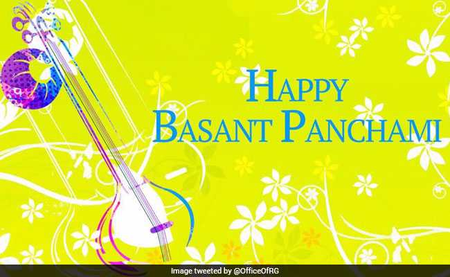 Leaders Greet Nation On Basant Panchami, Saraswati Puja