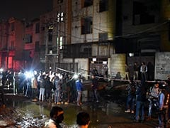 17 Dead In Delhi Warehouse Fire, 2 Jumped From Terrace, Survive: 10 Facts