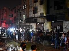 17 Dead In Delhi Fire, Owner Of Firecracker Company Arrested: 10 Points