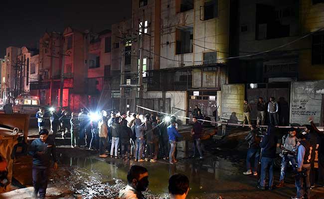HIGHLIGHTS: Arvind Kejriwal Orders Probe Into Delhi's Bawana Warehouse Fire