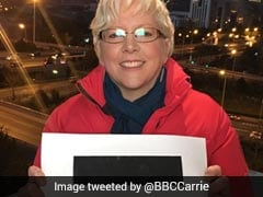 BBC Under Fire After China Editor Carrie Gracie Quits Post In Equal Pay Row