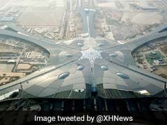 Beijing's New Airport Looks Right Out Of A Sci-Fi Movie. See Pics