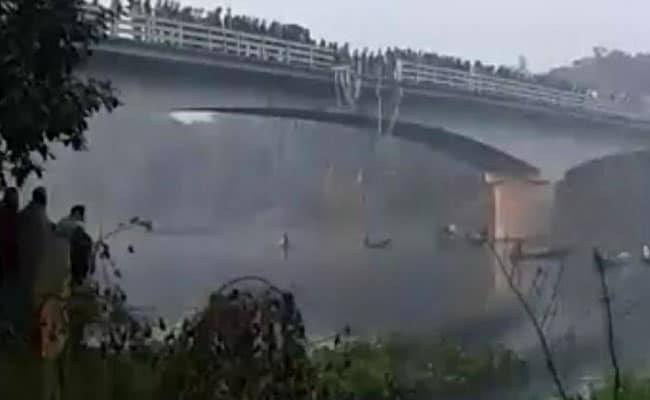 West Bengal: 2 dead, 50 trapped as bus plunges into Bhairab river