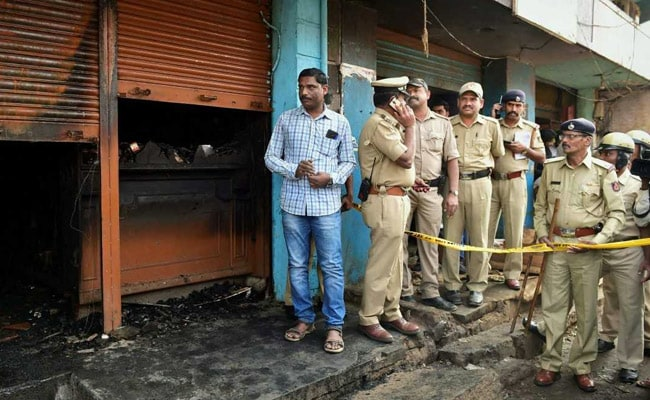 bengaluru bar fire pti