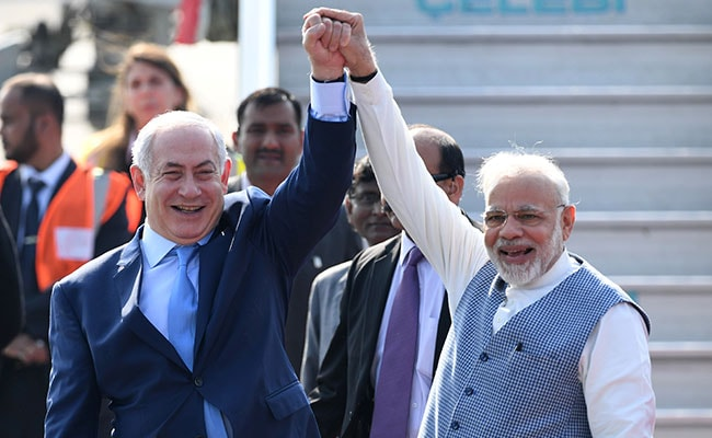 Netanyahu Visit To India Shows Great Optics - And Obstacles: Foreign Media