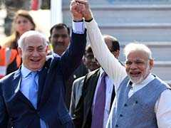 PM Modi and Israeli PM Benjamin Netanyahu To Have A Power-Packed Tuesday