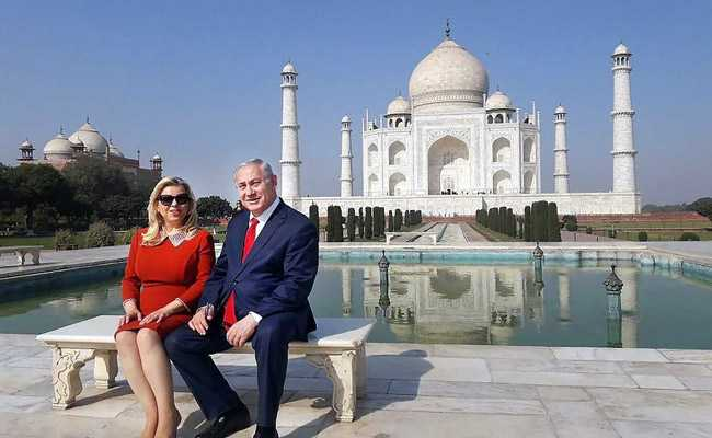 Modi-Netanyahu Truly Made For Each Other