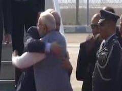 इज़रायल के प्रधानमंत्री बेंजामिन नेतन्याहू 6 दिवसीय दौरे पर भारत पहुंचे, पीएम ने प्रोटोकॉल तोड़कर की अगुवाई