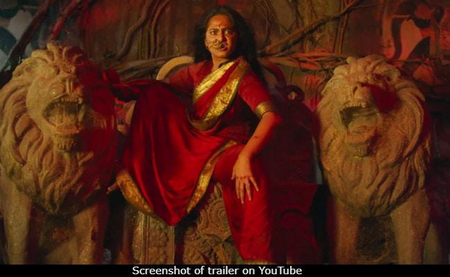 What Prabhas Said After Watching Anushka Shetty's Bhaagamathie Trailer