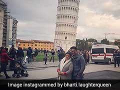 Bharti Singh And Haarsh Limbachiyaa's Honeymoon Pics Are A Dream