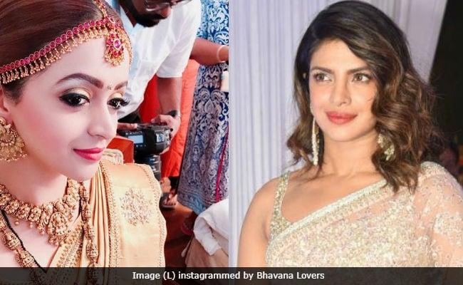 Viral: Priyanka Chopra Sends Wedding Wishes To South Actress Bhavana