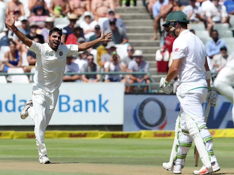 India vs South Africa Highlights, 1st Test Day 1: India In Trouble As South African Pacers Strike Early