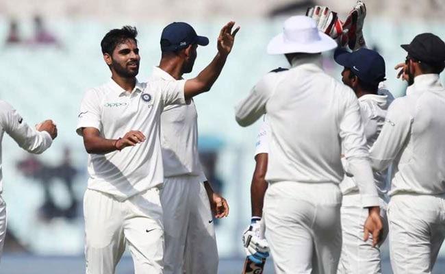 स्विंग के किंग : भुवनेश्वर कुमार ने वर्ल्ड की नंबर-2 टेस्ट टीम को बैकफुट पर धकेला
