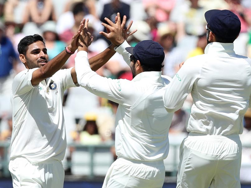 India vs South Africa: Bhuvneshwar Kumar