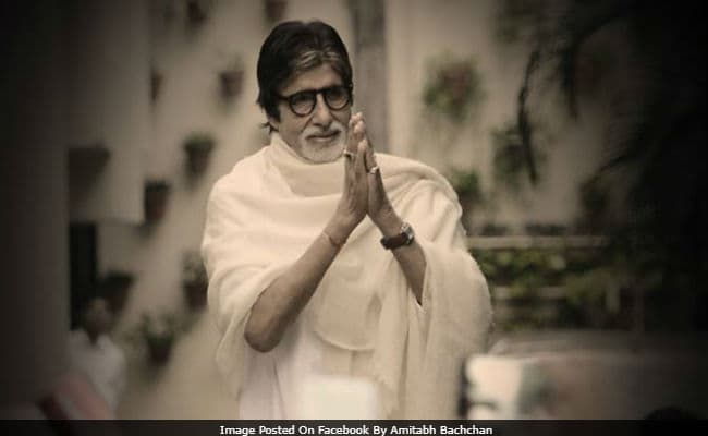 Happy New Year 2018: Amitabh Bachchan, Priyanka Chopra And Other Celebs Post Wishes