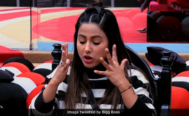 Bigg Boss 11, Written Update, January 11: Hina Khan Challenges Dictator Vikas Gupta's Rules