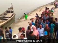 Four Feared Drowned As Boat Capsizes In Bihar