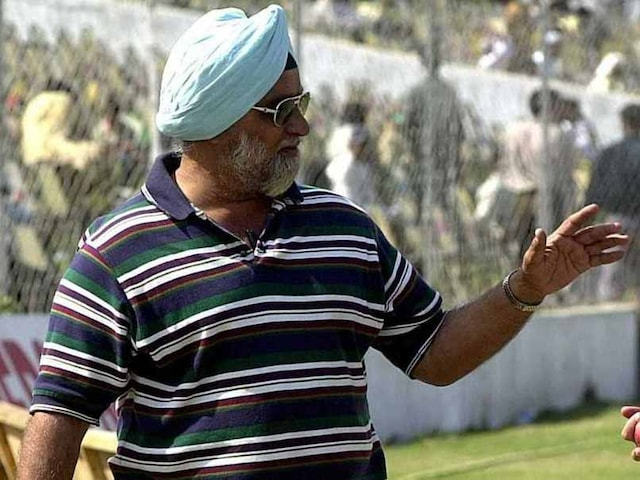 No Preparation For South Africa Tour, Wasted Time On Sri Lankans, Says Bishan Singh Bedi