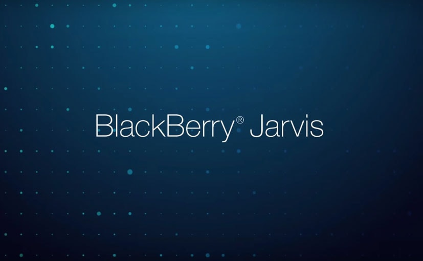 BlackBerry Launches Cyber-Security Software, Jarvis, For Self-Driving Cars