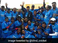 PM Modi Leads Congratulatory Messages For The Victorious Blind India Cricket Team