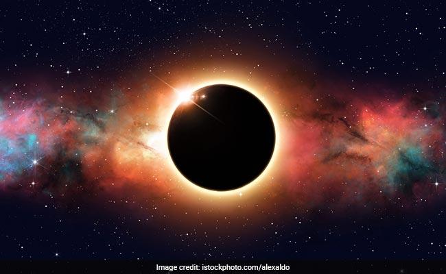 Chandra Grahan 2018, Total Lunar Eclipse