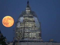 "Rare Lunar Eclipse To Offer Glimpse Of ""Super Blue Blood Moon"""