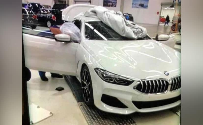 Production Spec BMW 8 Series Coupe Leaked Ahead Of Reveal
